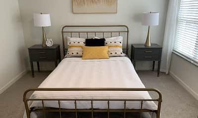 Bedroom, NOVO APARTMENTS, 2