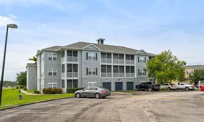 Building, Summerhill Apartments, 1