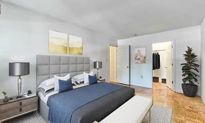 Bedroom, Americana Southdale, 1