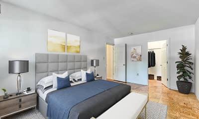 Bedroom, Americana Southdale, 1