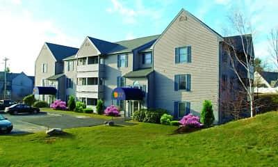 Building, Sunset Ridge Apartments, 1