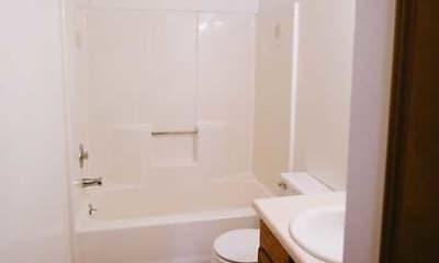 Bathroom, Troy Crossing, 2