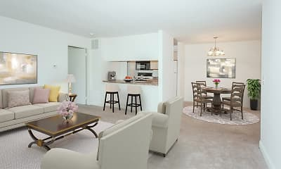 Dining Room, Cranbury Crossing Apartment Homes, 1
