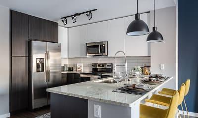 Kitchen, Bespoke Uptown, 1