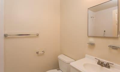 Bathroom, Butler Ridge, 2