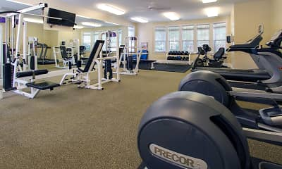 Fitness Weight Room, Providence Park, 2
