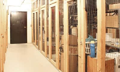 Storage Room, White Oak Village, 2