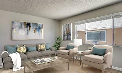 Living Room, The Aurora, 1