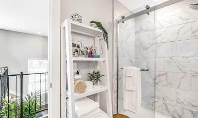 Bathroom, The Aubrey, 1