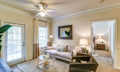 Living Room, Legends at Charleston Park, 1