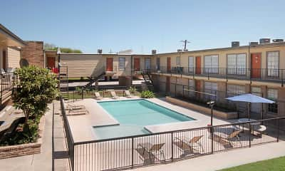 Pool, Las Velas at Hillcroft, 0
