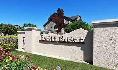 Community Signage, Eagle Ridge, 2