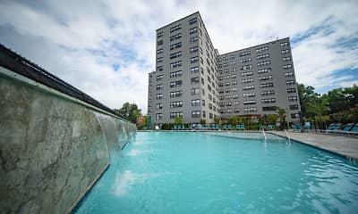 Pool, The Avenue at East Falls, 0