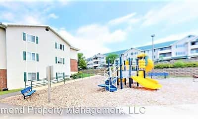 Playground, City View Apartments, 1