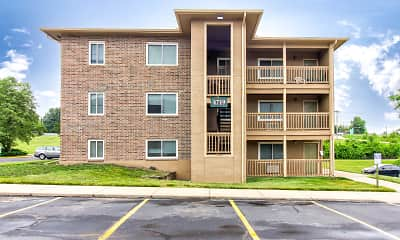 Building, Willow Lake Apartments, 1