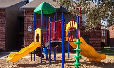 Playground, Aragon Place, 2