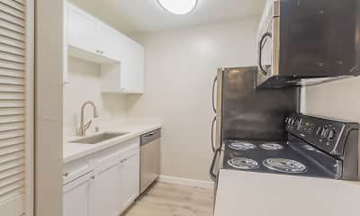 Kitchen, Skyline Heights, 1