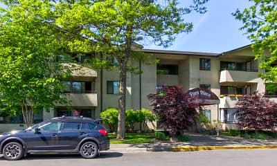 Building, Park Place Apartments, 2