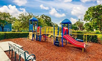 Playground, Mobley Park, 2