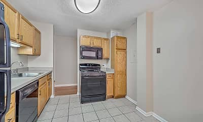 Kitchen, 2200 Grace, 1