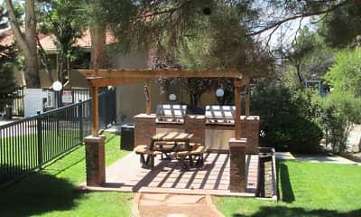 Patio / Deck, Rancho Verde, 2