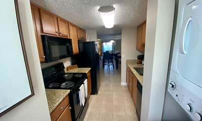 Kitchen, Park Village Apartments, 2