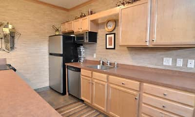 Kitchen, The Bluffs of Burnsville, 0