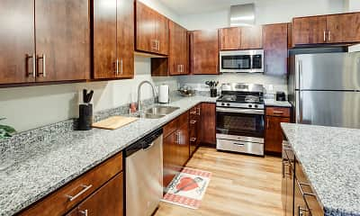 Kitchen, Lighthouse Lofts, 0
