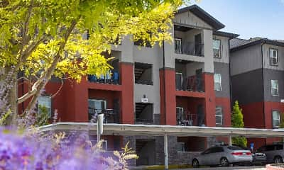 Building, Oquirrh Hills Apartments, 2