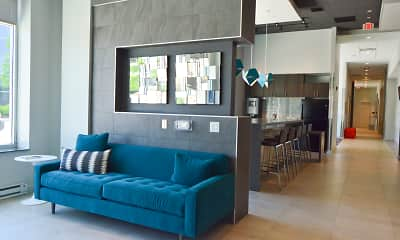 Living Room, Coda on Centre, 2