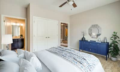 Bedroom, Forestwood Apartments, 1