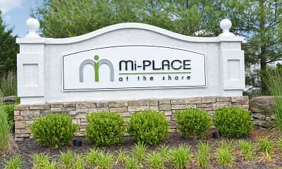 Community Signage, 55+ Living Mi-Place at the Shore, 2