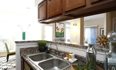 Kitchen, Century Lake Apartment Homes, 1