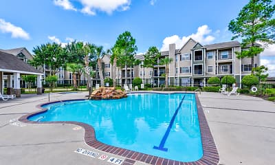 Pool, Enclave At Copperfield, 2