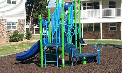 Playground, Camelot Apartments, 0