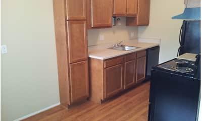 Kitchen, Water's Edge, 1
