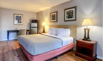 Bedroom, Stayable Suites Jacksonville, 1