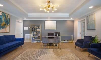 Living Room, Pinebrook, 1