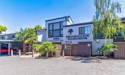 Building, Moorpark Garden Apartments, 0