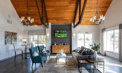 Living Room, Fairways at Hartland, 0