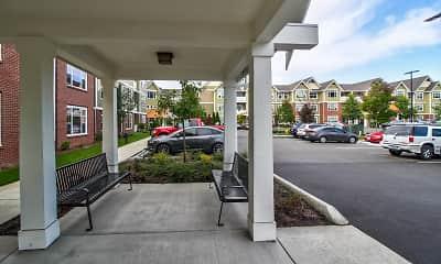 Building, Silver Leaf Residences 55 +, 2