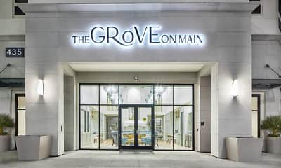 Community Signage, The Grove on Main, 0