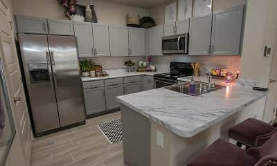 Kitchen, Bend @New Road, 1