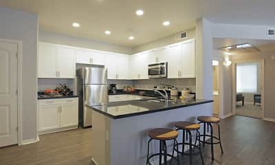 Kitchen, Santana Ridge Luxury Rentals, 0