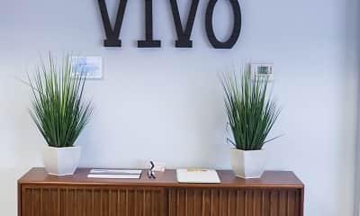 view of reception, Vivo Living Bloomington, 1