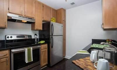 Kitchen, 3Tree Flats, 0