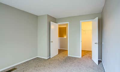 Bedroom, Deerfield Townhomes, 2