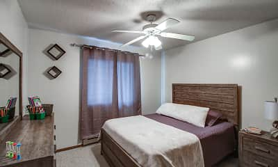 Bedroom, Walnut Ridge, 1