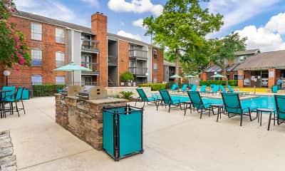 Pool, Landmark at Prescott Woods Apartment Homes, 1