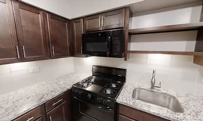 Kitchen, Reside on Pine Grove, 0